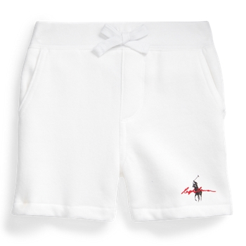Logo Fleece Short Ralph Lauren