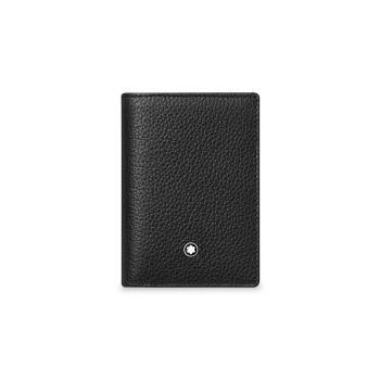 Кожаный кошелек для визиток Meisterstück Soft Grain Montblanc