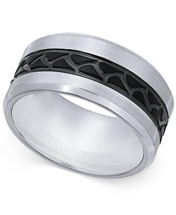 Мужское кольцо протектора шины из нержавеющей стали Sutton by Rhona Sutton