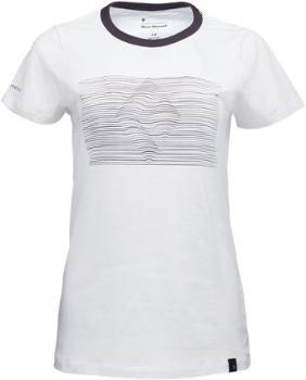 Diamond Contour T-Shirt - Women's Black Diamond