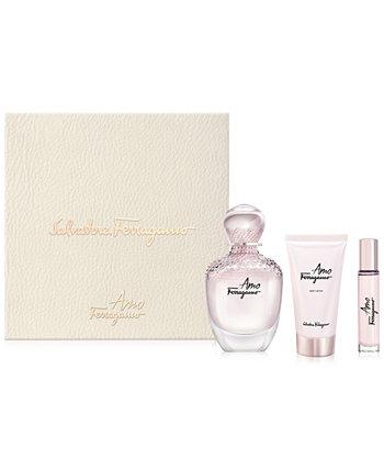 Подарочный набор Salvatore Amo Eau de Parfum Ferragamo