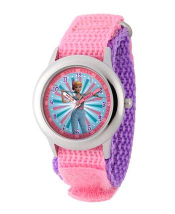 Disney Toy Story 4 Bo Peep Розовый Нержавеющая сталь Время Учитель Ремешок Часы 32мм Ewatchfactory