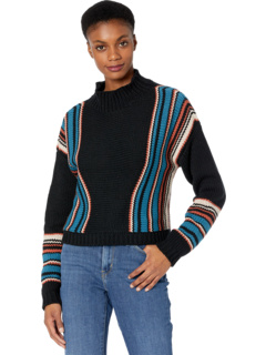 Пуловер с открытыми плечами 46-7685 Rock and Roll Cowgirl