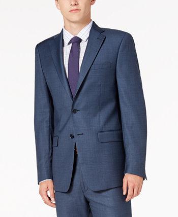 Мужские твердые классические пиджаки Calvin Klein
