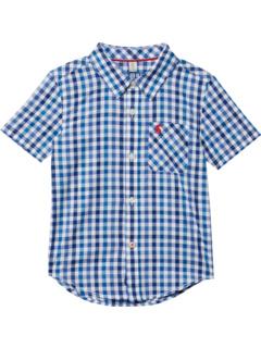 Рубашка Wilson на пуговицах (для малышей / маленьких детей / детей старшего возраста) Joules Kids
