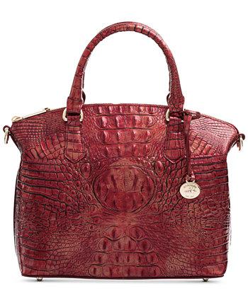 Кожаная сумка-портфель Duxbury Brahmin