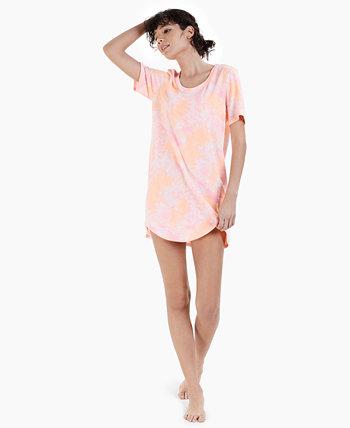 Рубашка для сна с принтом, создана для Macy's Jenni