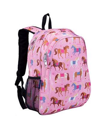 "Лошади 15 ""рюкзак Wildkin"