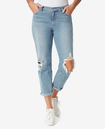 Женские джинсы-бойфренды Gloria Vanderbilt