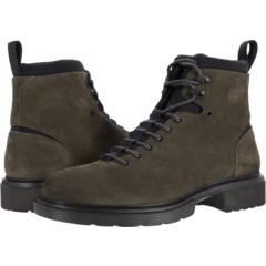 Кожаные ботинки на шнуровке Dart Brush BOSS Hugo Boss