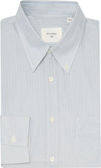 Holt Stripe Print Button Down Dress Shirt Billy Reid