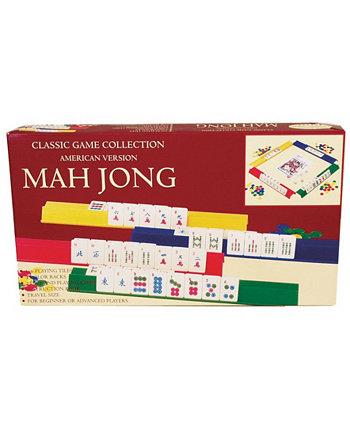 Mah Jongg - пластиковый игровой набор John N. Hansen Co.