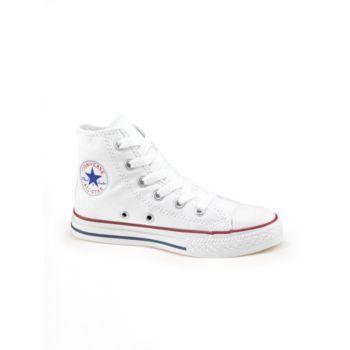 Детские высокие кеды из плотной ткани Chuck Taylor All Star Converse