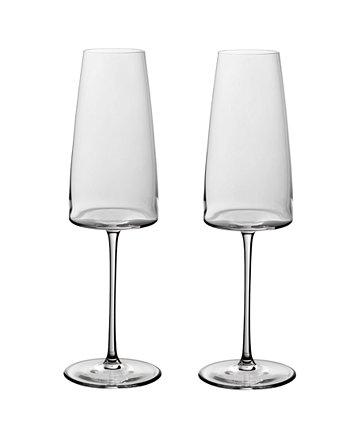 Фужеры для шампанского Metro Chic - набор из 2 шт. Villeroy & Boch