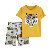 Boys 4-12 Carter's 2-Piece Pajama Set Carter's