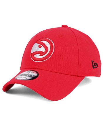 Атланта Хокс Лига 9FORTY Регулируемая шапка New Era