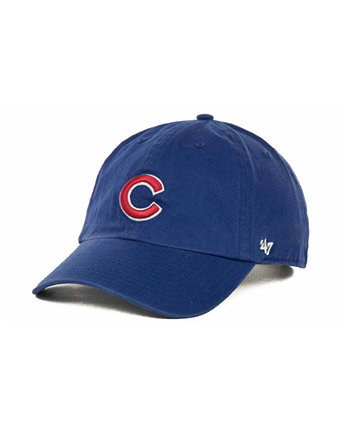 Шляпа Chicago Cubs Clean Up '47 Brand