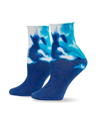 Женские носки с принтом тай-дай HUE