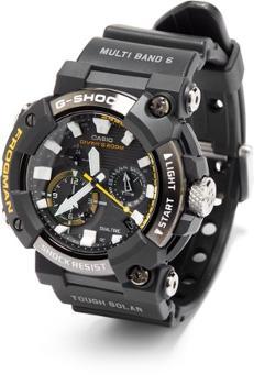 Часы G-Shock Frogman для дайвинга и приливов Casio