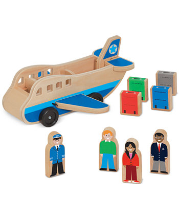 Детский набор игрушек для самолетов Melissa and Doug