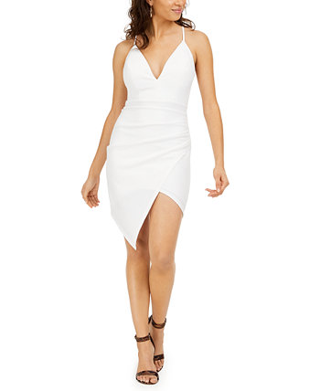 Облегающее платье с кружевной спинкой для юниоров Emerald Sundae