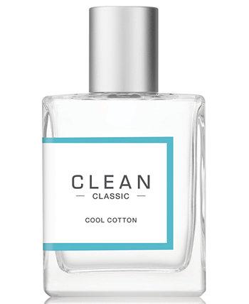 Классический спрей с ароматом хлопка Cool, 2 унции. CLEAN Fragrance