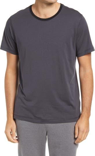 Перуанская футболка из хлопка с круглым вырезом из пима Daniel Buchler