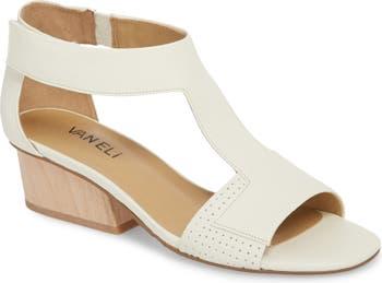Сандалии Calyx Block Heel на каблуке Vaneli