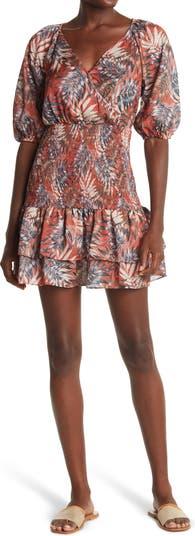 Мини-платье Andra со сборками NSR