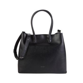 Krista Vegan Leather Top Handle Bag Matt & Nat