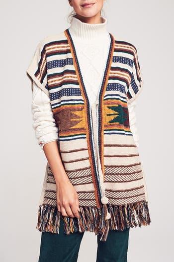 Пончо-свитер Savanah FAHERTY BRAND