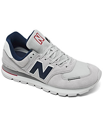 Men's 574 Rugged Casual Sneakers from Finish Line New Balance