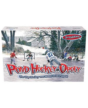 Пруд Хоккей-Ополий-2-е издание Outset Media