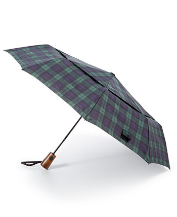 Складной зонт в клетку SHEDRAIN
