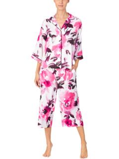 Пижамный набор Charmeuse Capris Donna Karan