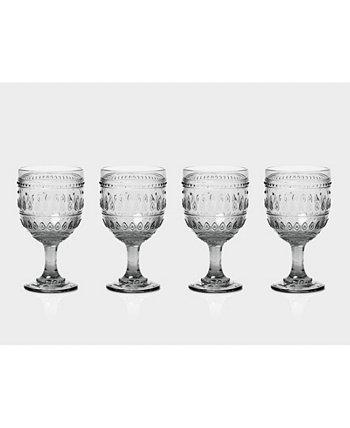 Бокалы для вина Fez, набор из 4 шт. Euro Ceramica