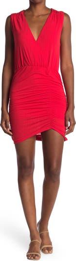 Мини-платье Sam Knit Flare NSR