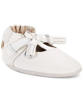 Детская обувь Megan White Soft Sole Robeez