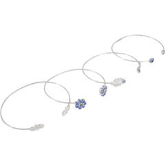 Традиционный набор из 4 браслетов Cascade Alex and Ani