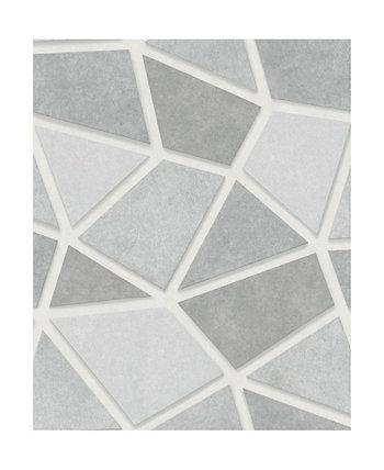 Мозаичные обои Coty размером 20,5 x 396 дюймов Fine Decor