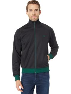 Спортивная куртка с контрастной отделкой Fred Perry