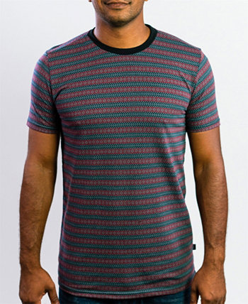 Мужская повседневная комфортная мягкая футболка с круглым вырезом BEAUTIFUL GIANT