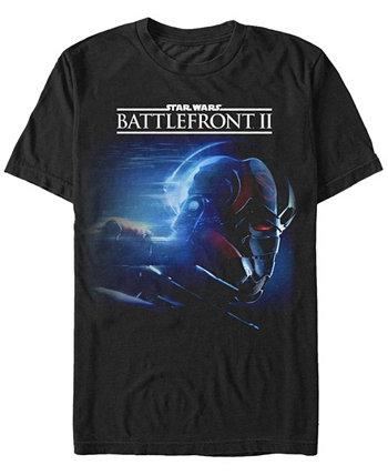 Мужская футболка Battlefront 2 Soldier с коротким рукавом Star Wars