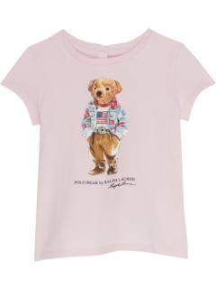 Футболка Polo Bear из хлопкового джерси (для младенцев) Ralph Lauren
