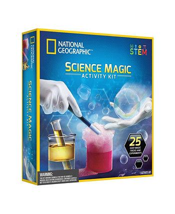Набор для занятий магией National Geographic Science National Geographic