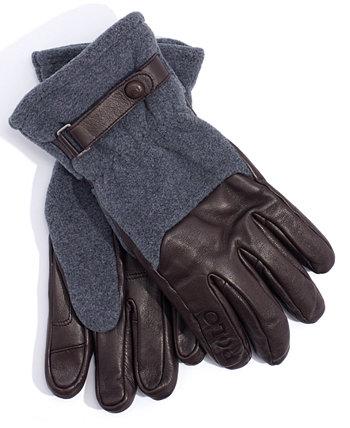 Мужские активные гибридные перчатки Ralph Lauren