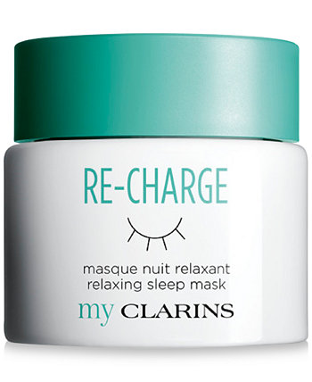 Расслабляющая маска для сна Re-Charge, 1,7 унции. My Clarins