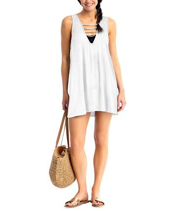 Платье-накидка для юниоров, созданное для Macy's California Waves