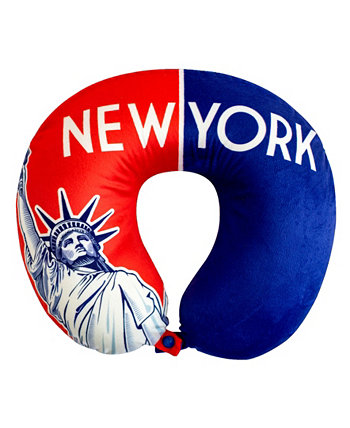 Подушка для шеи World Memory Foam Travel - New York II Bon Voyage