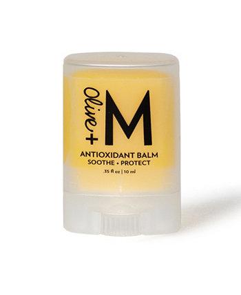 Антидоксидантный бальзам 0,35 унции. Olive + M